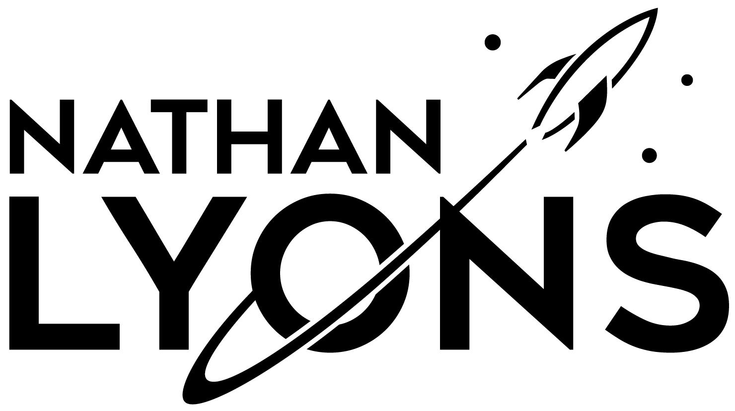 Logo for Sci-Fi & Fantasy Author Nathen Lyons