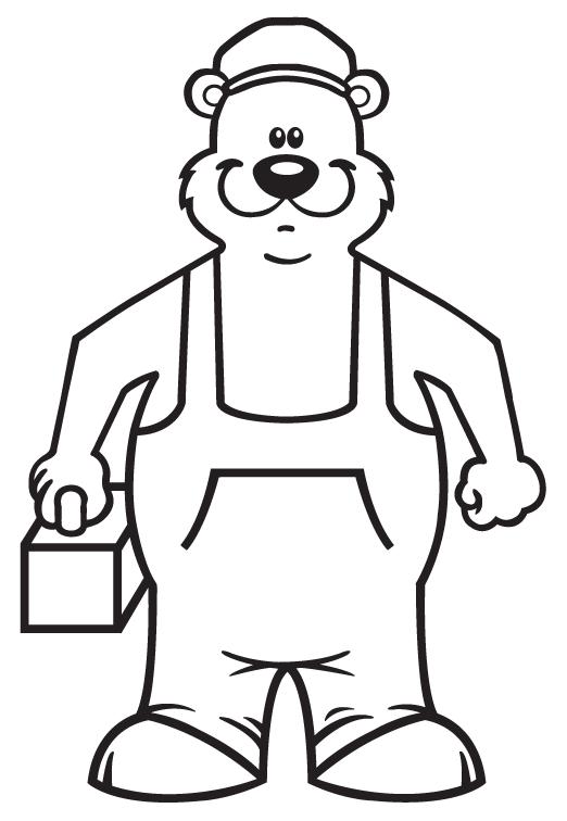 Polar Refrigeration Corporate Mascot